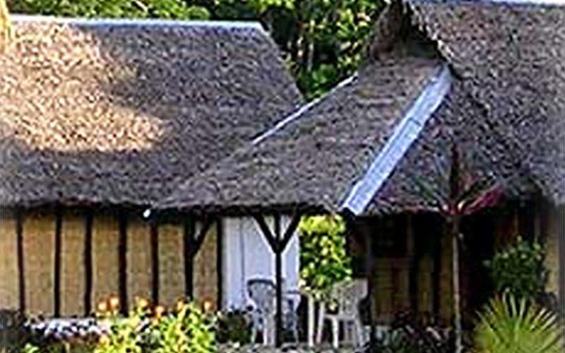 Vahila Hotel w Foulpointe - Madagaskar