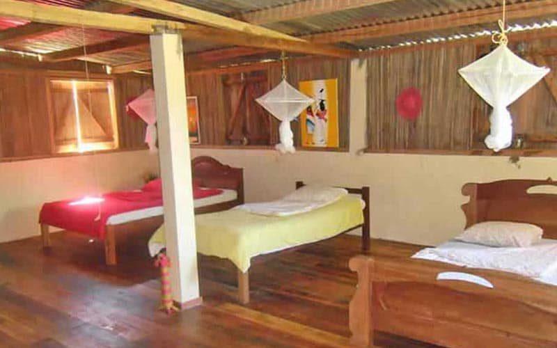 Vanilla Café Ylang village a Sainte-Marie - Madagascar
