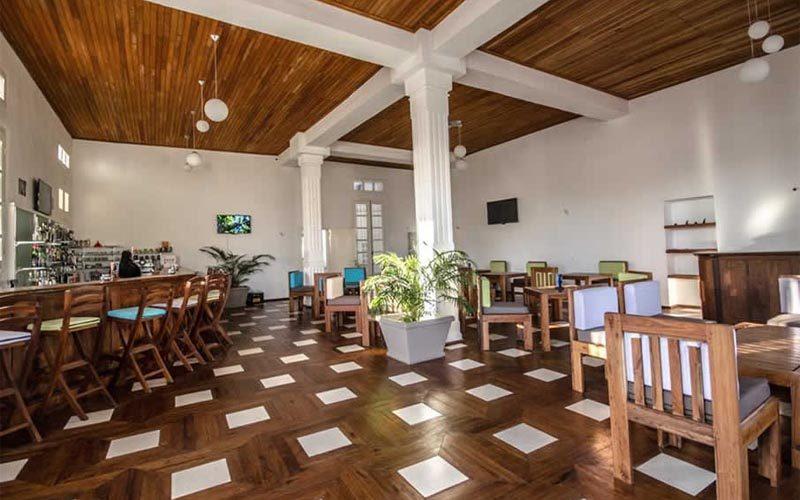 Hotel Vezo w mieście Morondava - Madagaskar
