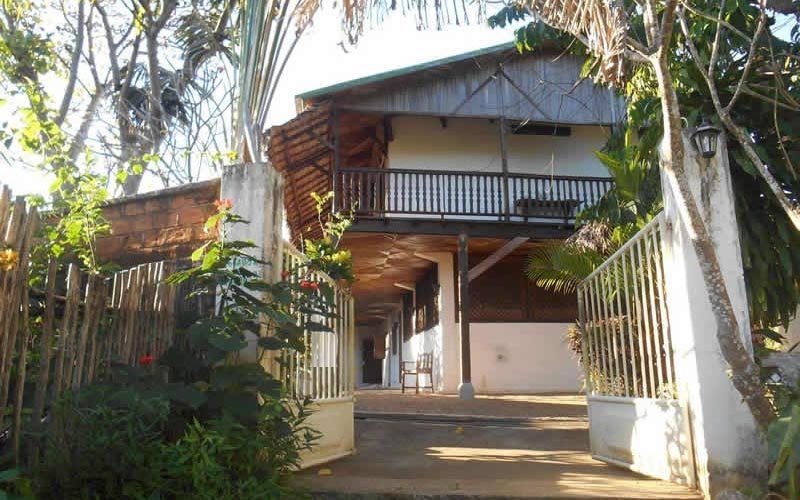 Villa antsoha w Nosy Be - Madagaskar