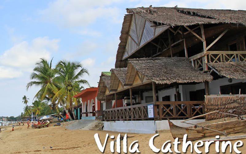 Villa Catherine w Nosy Be - Madagaskar