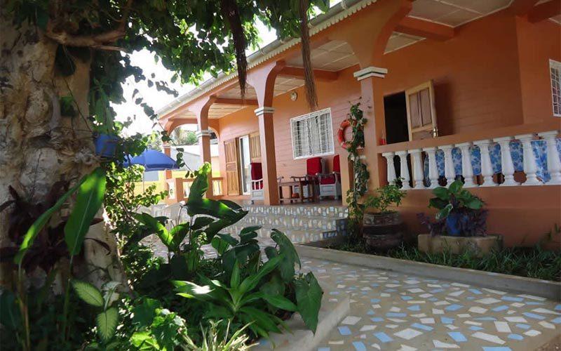 Coral Villa in Diego-suarez - Madagascar