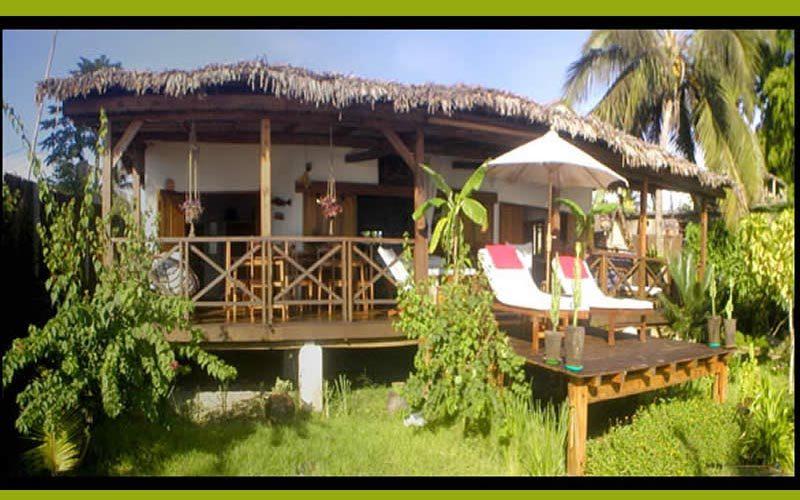Villa gerti w Nosy Be - Madagaskar