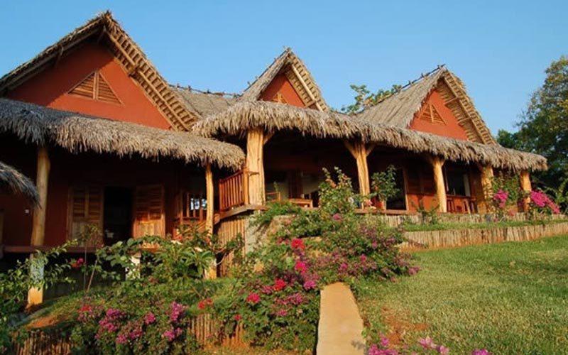 Villa isidoreo à Nosy Be - Madagascar