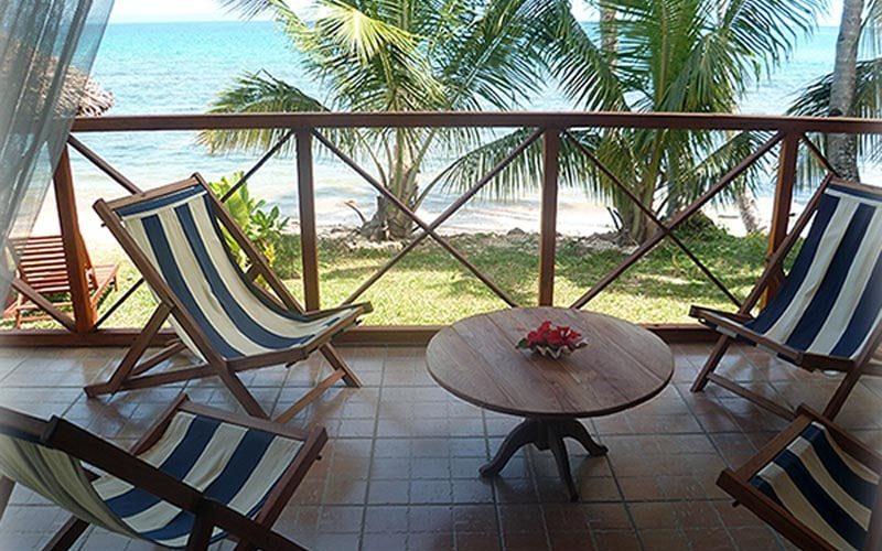 Villa Kintana à Sainte-Marie - Madagascar