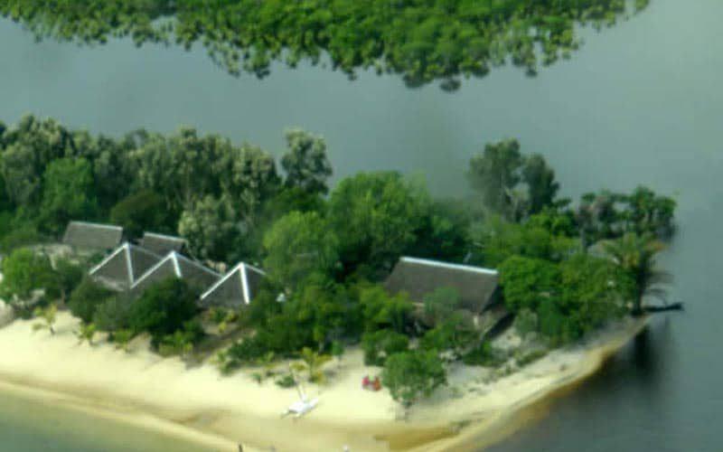 Villa Mahavelo a Mahambo - Madagascar