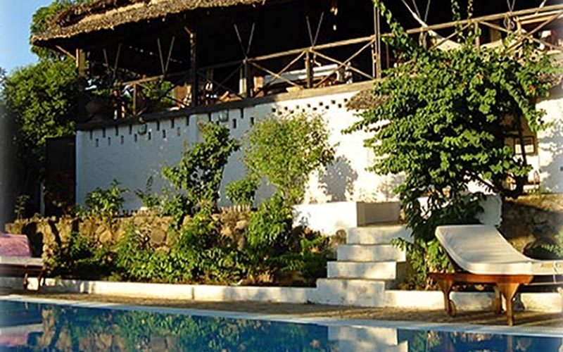 Villa razambe in Nosy Be - Madagascar