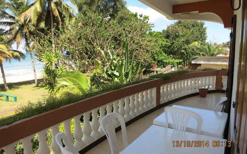 Villa Scheridanne w Sambava - Madagaskar
