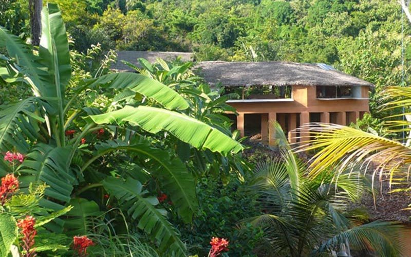 Villa komba w Nosy Komba - Madagaskar
