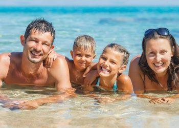 Family trip to nosy be madagascar