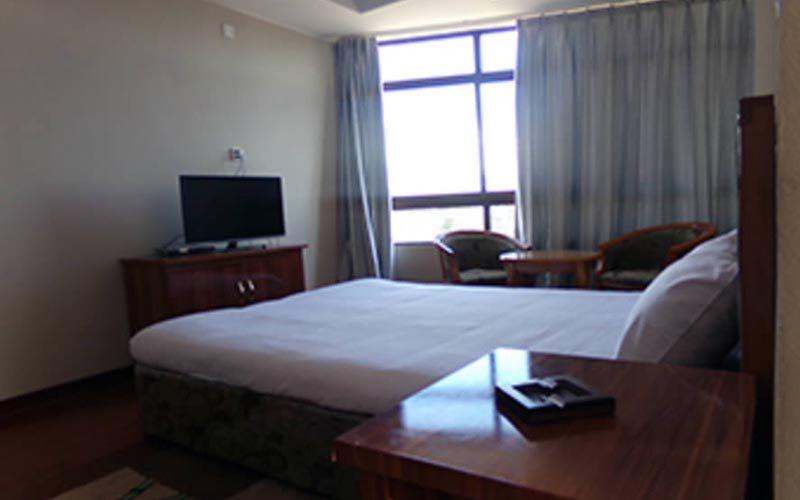 z e un hotel in Antsirabe - Madagascar